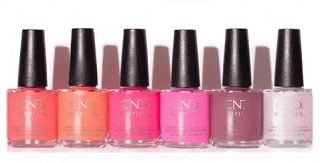 CND long-lasting and chip-resistant polish